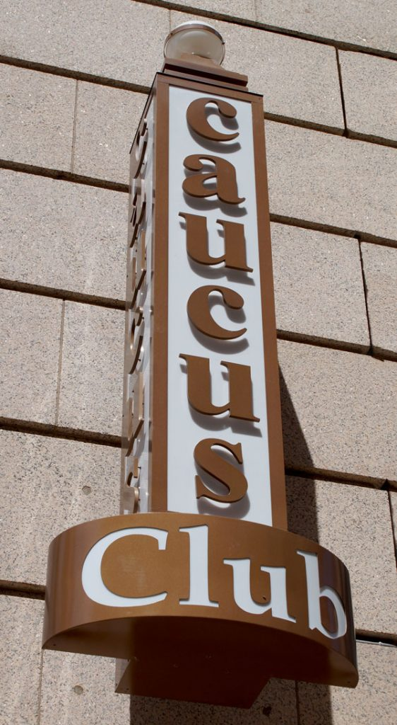 Caucus Club Detroit - Fine Dining At Its Best